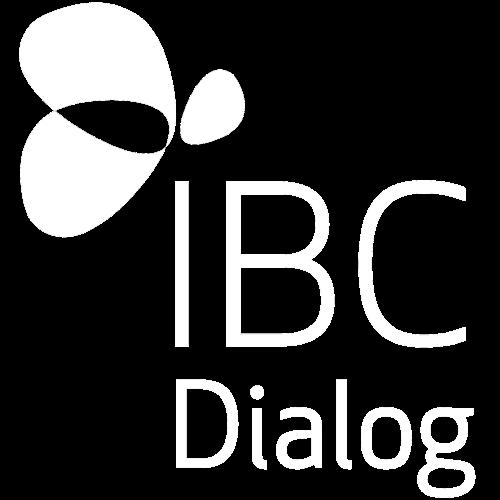 Logo blanc IBC