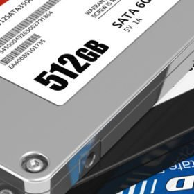 Pile de SSD pour professionnels