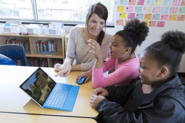Cours pour enfants Microsoft Education
