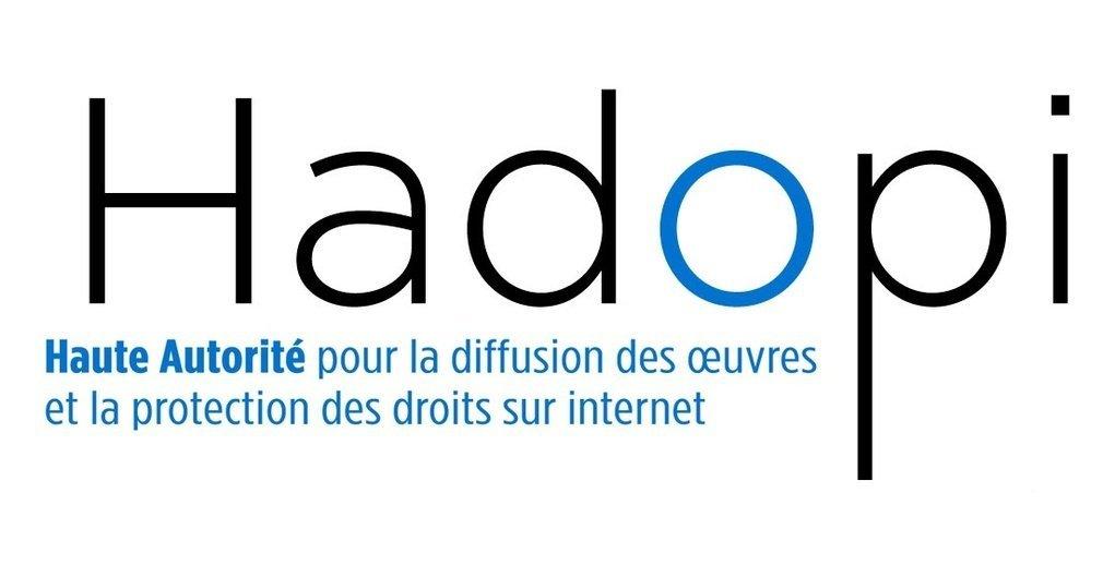 Logo de la Hadopi